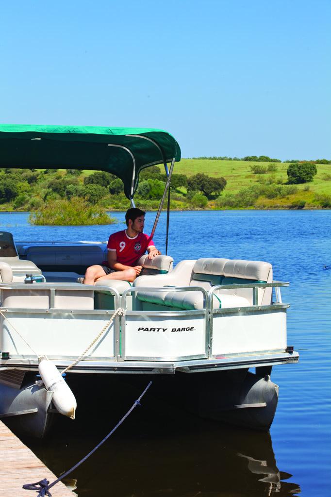 Barco - Credito Turismo do Alentejo
