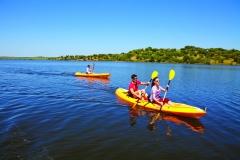 Canoagem - Credito Turismo do Alentejo