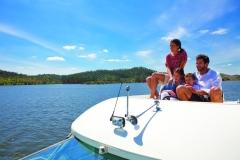 Passeio de barco no Alqueva 1 - Credito Turismo do Alentejo