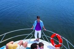 Passeio de barco no Alqueva - Credito Turismo do Alentejo