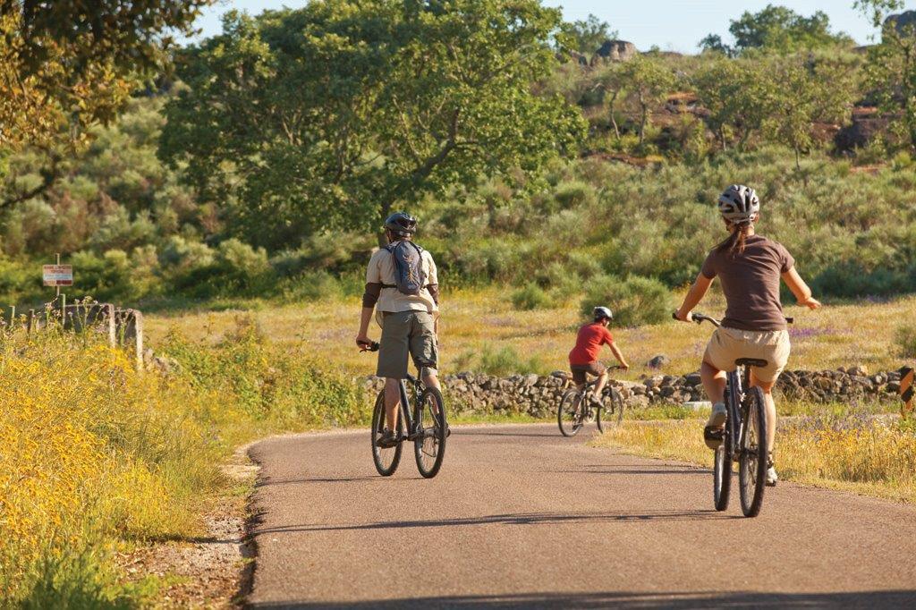 Andando de bicicleta no Alentejo 2