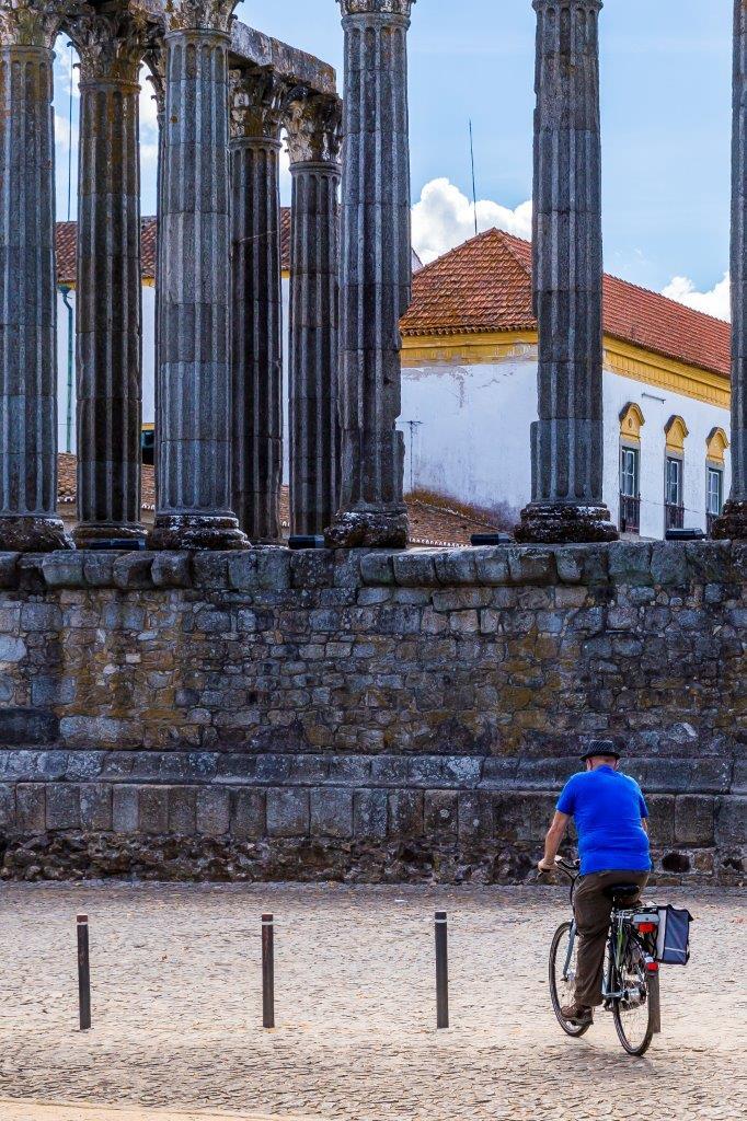 Templo Romano - Evora - Credito Vitor Carvalho 2