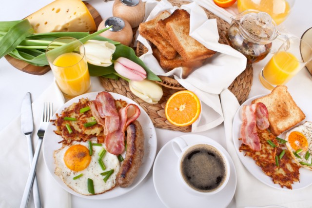Café Da Manhã De Rei