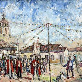 Mostra individual de Julio Guerra ocorre em Itu