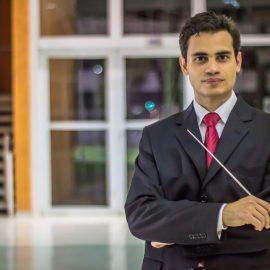 Paulo de Paula: Regente da Orquestra Sinfônica de Indaiatuba
