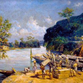 Museu Republicano lança site 'Viagens Fluviais'