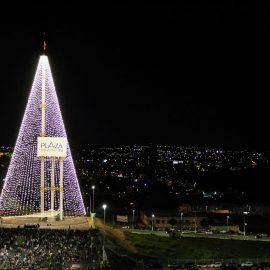 Árvore Gigante iluminará o Natal de Itu