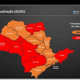 ATENÇÃO: Itu e Salto voltam à fase vermelha; Indaiatuba, para laranja